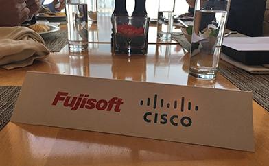 Fujisoft Event Campaign