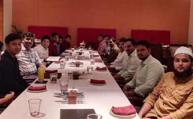Fujisoft India dinner party