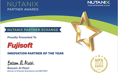 Nutanix Innovation Partner