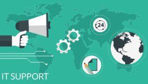 IT Support services Dubai
